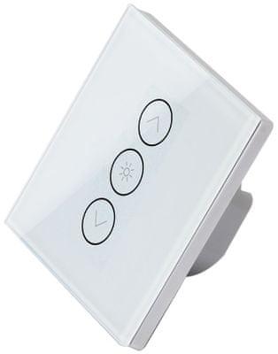 Inteligentny przełącznik Wi-Fi IQ-Tech SmartLife IQS003D, inteligentne oświetlenie, asystent głosowy, sterowanie głosowe, Siri, Alexa, Google Home, IFTTT, aplikacje, iOS, Android