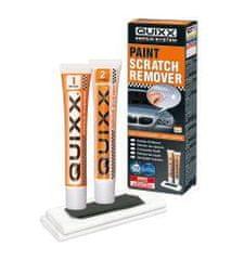 Quixx Quixx - 2-stupňový odstraňovač škrabancov z laku 2x25g