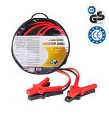 4Cars 4 CARS Premium Štartovací kábel - DIN 72553 izolované kliešte, hrúbka 25.0MM², 3,5metra
