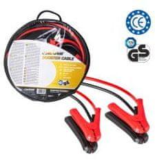 4Cars 4 CARS Premium Štartovací kábel - DIN 72553 izolované kliešte, LED svetlo, ochrana pólov, hrúbka 16.0MM², 3metre