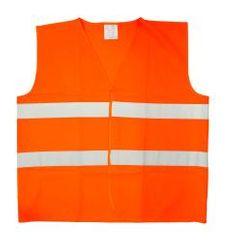 4Cars 4CARS Reflexní vesta XL oranžová