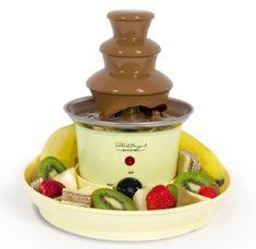 Richard Bergendi Čokoládová fontána PETITE so servírovacími miskami