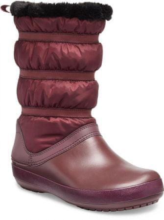 Crocs Crocband Winter Boot W Burgundy W11 (42-43)
