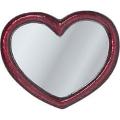 KARE Zrcadlo Mosaik Heart 100x123cm