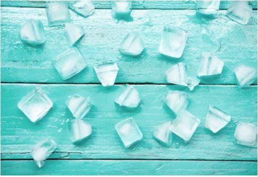 Model za kockice leda