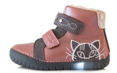 D-D-step zimné topánky 050-13