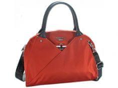 S.Fiorentino Dámská kabelka S.Fiorentino červená P6-C1417OB