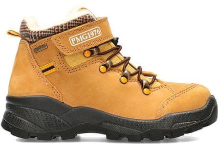 Primigi chlapecká zimní obuv 30 žlutá