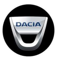 4Cars 4CARS 3D CAR LOGO DACIA