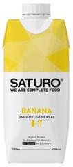 Saturo Kompletní jídlo Banana