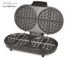 Richard Bergendi Vaflovač, Double Waffle Maker, 1200 W