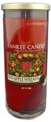 Yankee Candle Red Apple Wreath velika mirisna svijeća, 566 g