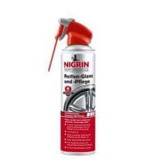 Nigrin  Přípravek na leštění a ošetření pneumatik 500ml