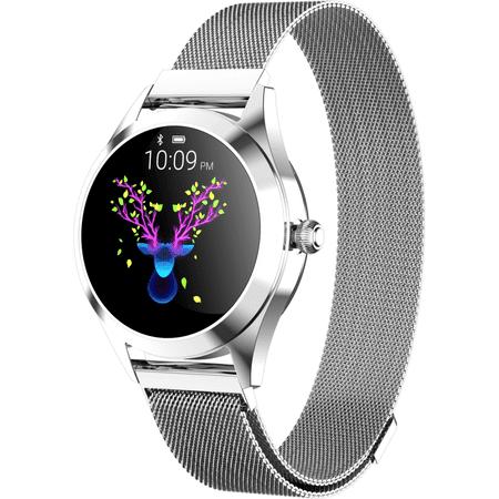 ARMODD Candywatch - srebrny, smart watch (inteligentny zegarek)