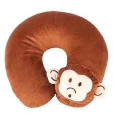 Walser Walser vankúšový golier Monkey hnedý (od 5 rokov)
