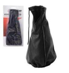 4Cars 4CARS Poťah na tyč rýchlostnej páky genuine leather čierny