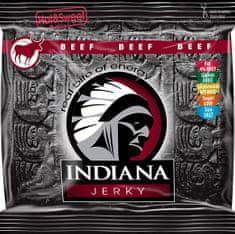Indiana Jerky beef (hovězí) Hot & Sweet 60 g