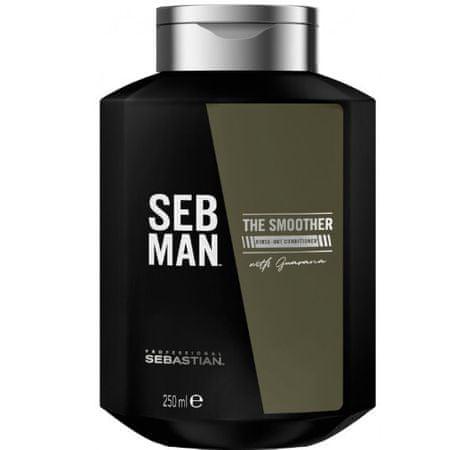 Sebastian Pro. SEB MAN The Smooth er (Rinse-Out Conditioner) (objętość 250 ml)