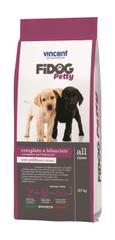 Vincent Fidog Petty suha hrana za pasje mladiče, 20 kg - Odprta embalaža
