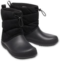 Crocs Crocband Puff Boot W (205858-001) ženski zimski škornji