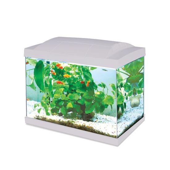 Hailea LED akvárium K20 biele