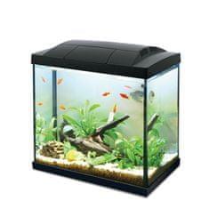 Hailea LED akvárium K30 čierne