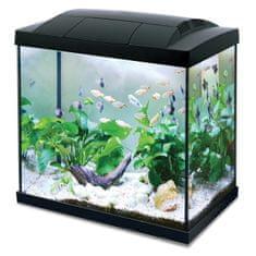 Hailea LED akvárium K45 čierne