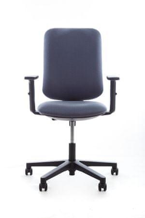 Emagra Kancelářská židle EVE - šedá