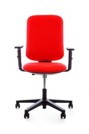 Emagra Kancelářská židle EVE - červená