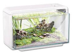 Hailea Natur Biotop akvárium E-25 - bílé