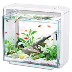 Hailea Natur Biotop akvárium E-40 - bílé