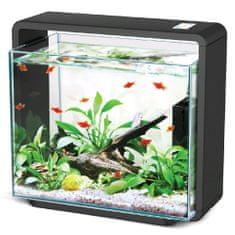 Hailea Natur Biotop akvárium E-40 - fekete