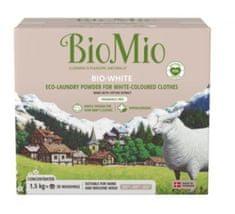 BioMio White Eco Bio bijeli prašak za rublje, 1500 g