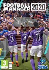 Sega Football Manager 2020 igra (PC)