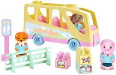 Ecoiffier Abric TweepPop šolski avtobus