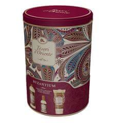 Tesori d´Oriente Byzantium - EDP 100 ml + sprchový gel 250 ml + koupelový krém 500 ml