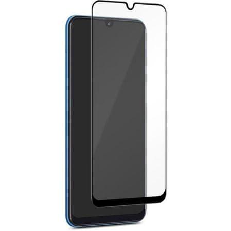 Puro zaščitno steklo za Samsung A50, črn okvir