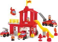 ECOIFFIER Abrick Nagy tűzoltóállomás