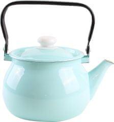 TORO Kanvica na čaj 2,5 l, tyrkysová