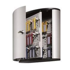 Durable Skrinka na 36 kľúčov KEY BOX 36 strieborná