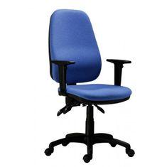 Antares Kancelárska stolička 1540 ASYN modrá
