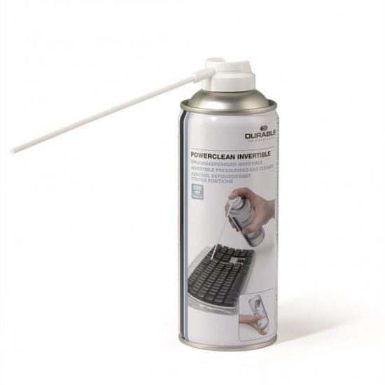 Durable Vzduchový čistič otočiteľný 200 ml