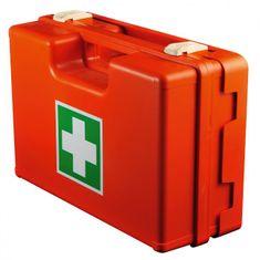 PANACEA Plastový kufrík prvej pomoci bez náplne veľký