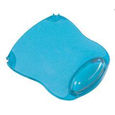 Q-Connect Podložka pod myš a zápästie gélová modrá