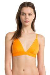 Calvin Klein Podprsenka bez kostice QF4945E-5FQ oranžová - Calvin Klein