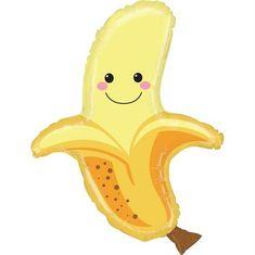 Grabo Nafukovací balónek banán 76 cm