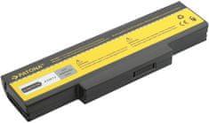 PATONA Baterie pro ntb ASUS K72 K72DR K72DY 4400 mAh 10,8 V černá, PT2256
