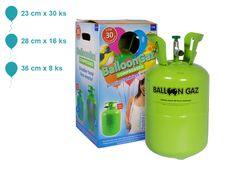Amscan Helium na 30 balónků