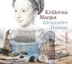 Dumas Alexander: Královna Margot - MP3-CD