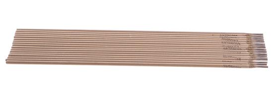 GEKO Elektrody svařovací, 4x350 mm, svařovací proud 150-190A, růžové